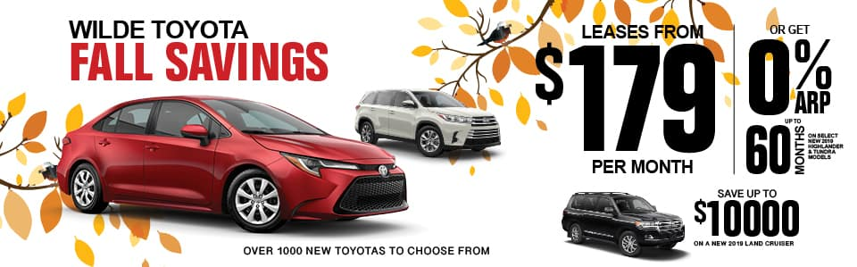Wilde Toyota | Toyota Dealer in West Allis, WI