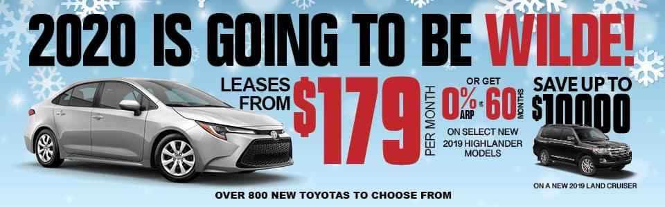 Toyota Of Greenfield >> Wilde Toyota Toyota Dealer In West Allis Wi