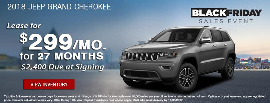 2018 Jeep Grand Cherokee of York CDJR
