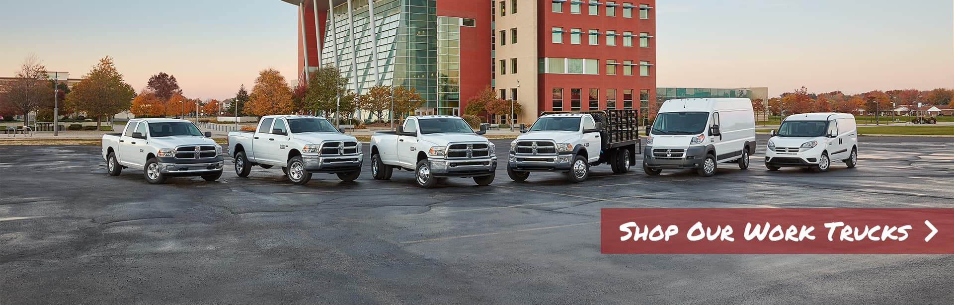 RAM Commercial Work Truck Dealer serving Crawfordsville, Lafayette and Indianapolis.