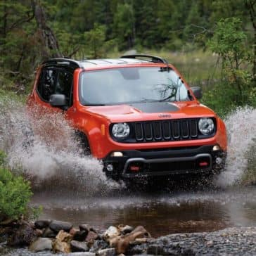 2018 Jeep Renegade Splash