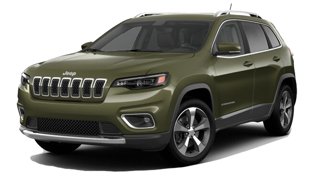 2019 Jeep Cherokee Compare