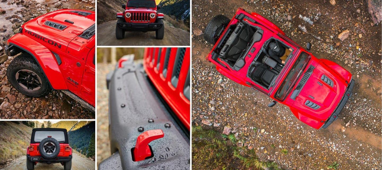 Accessories for 2018 Jeep Wrangler Rubicon