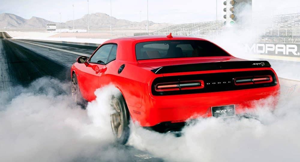 2018 Dodge Challenger Power