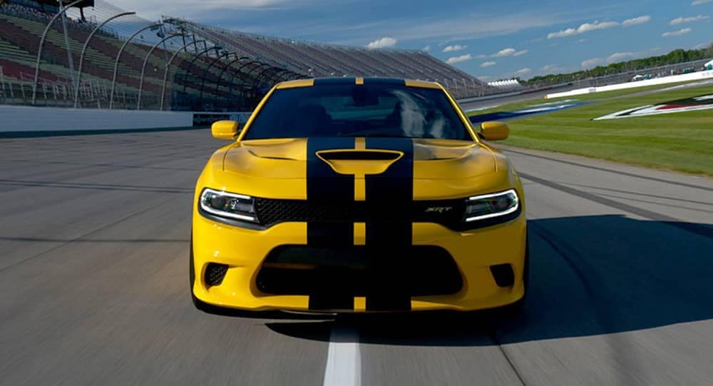 2018 Dodge Charger Power