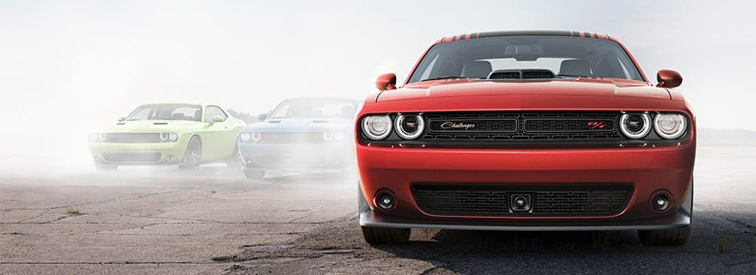2018 Dodge Challenger RT