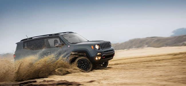 2018 Jeep Renegade Dusty