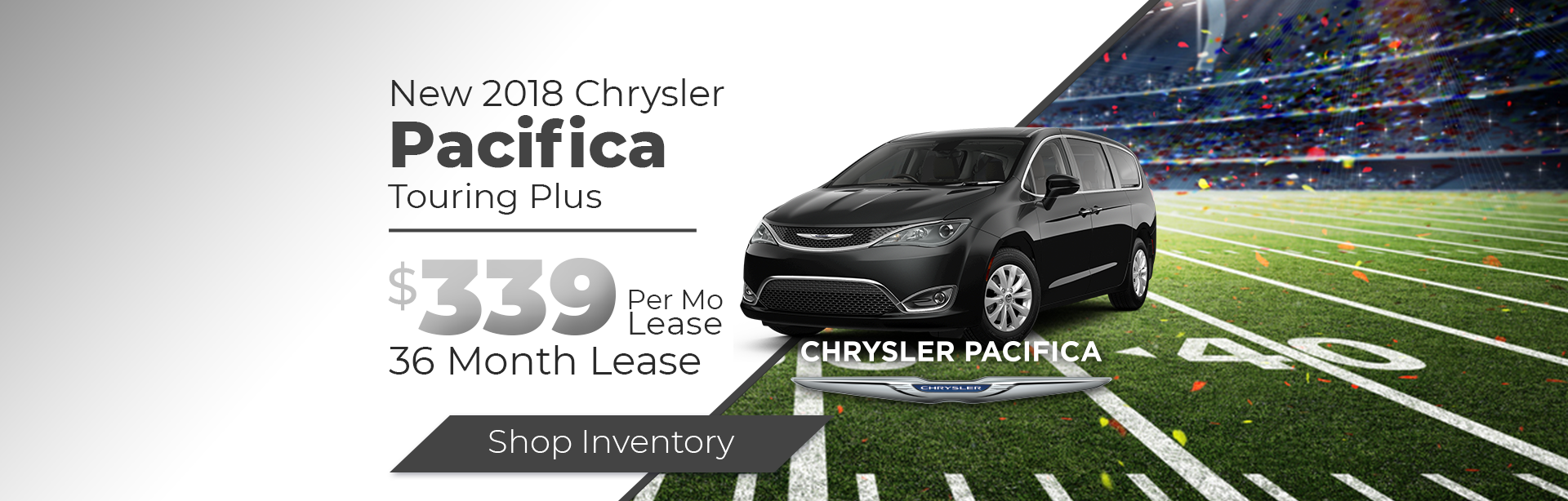 2018 Chrysler Pacifica Best Deal Near Lafayette, Indiana