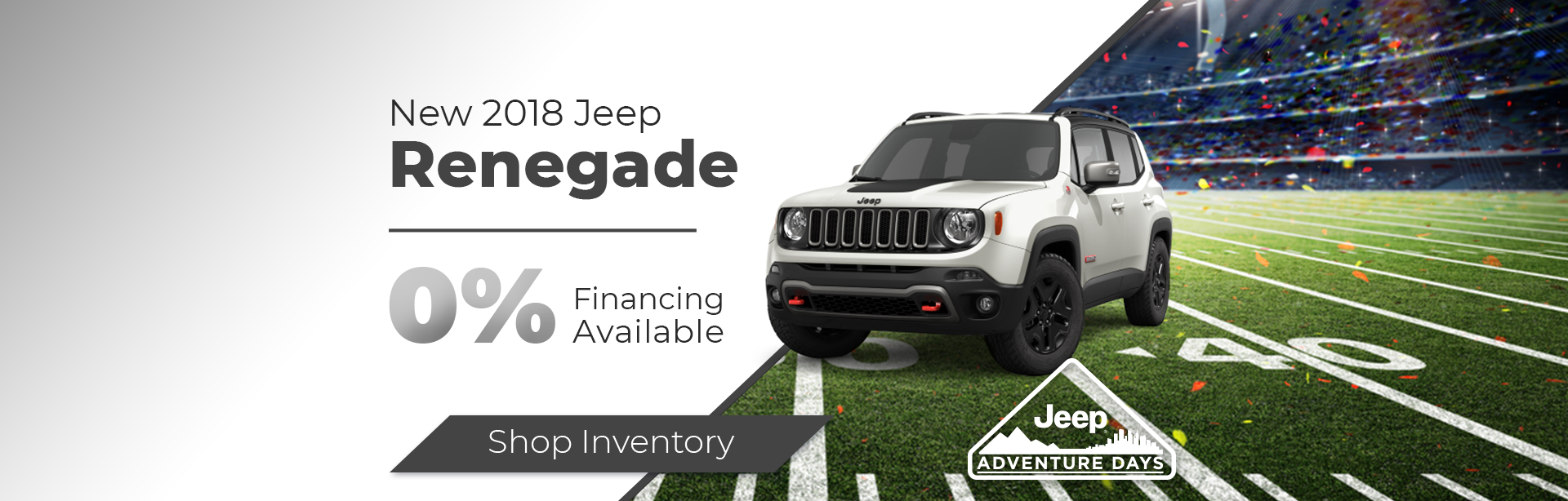 2018 Jeep Renegade Best Deal Near Indianapolis.