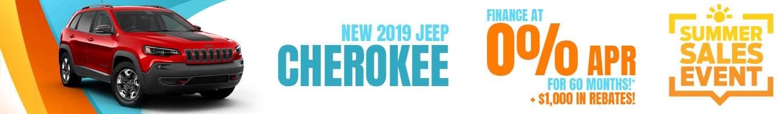 Jeep Cherokee Inventory near Greencastle, IN.