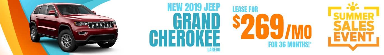 Jeep Grand Cherokee Inventory near Lafayette, Indiana.