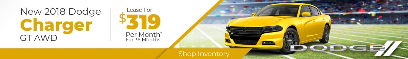 2018 Dodge Charger Lease Special Inventory near Crawfodsville, Indiana