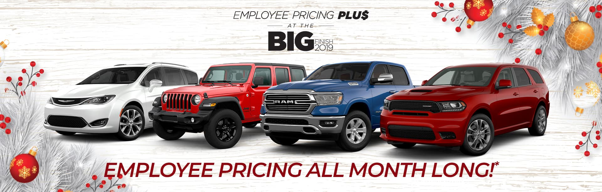 Best pricing on New Cars at York CDJRF in Crawfordsville