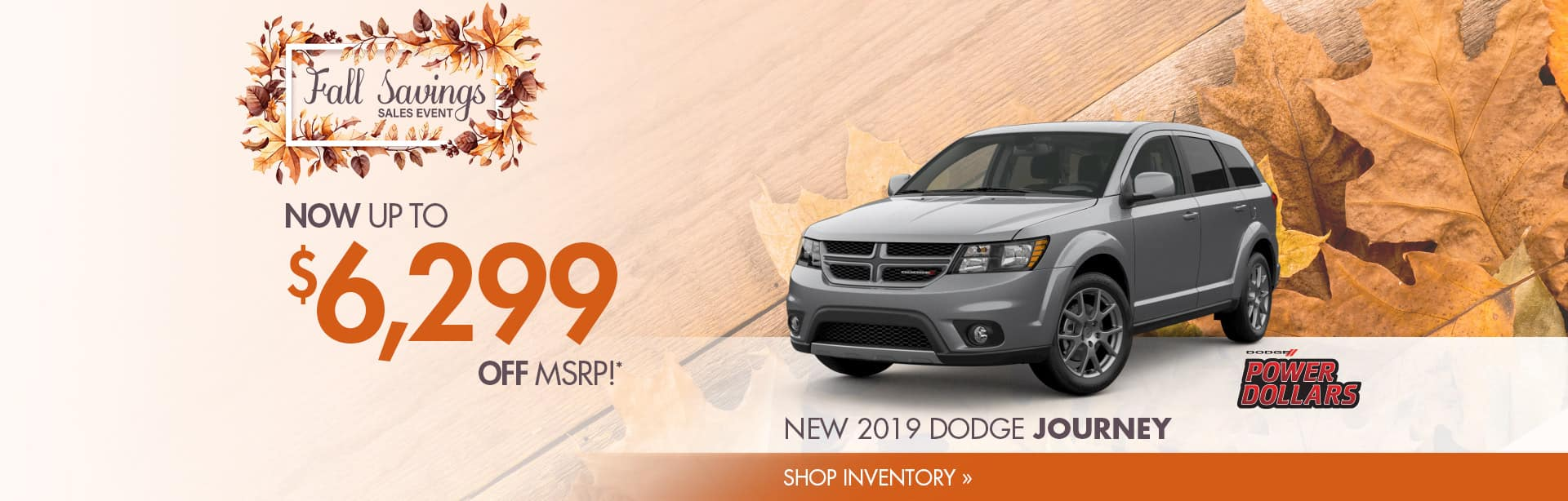 Best Lease ea Dodge Journey near Westfield, IN.