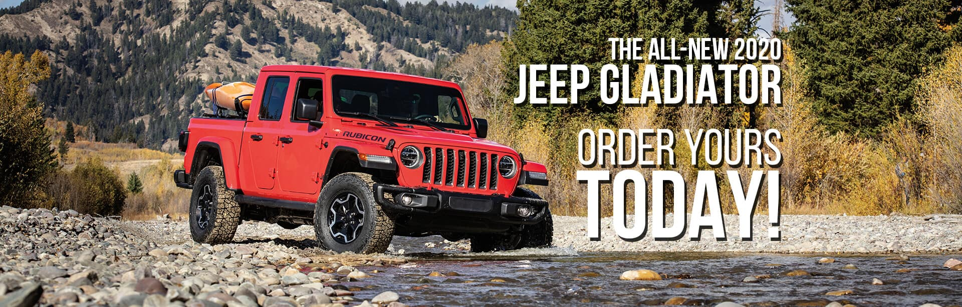2019 Jeep Gladiator Inventory near Indianapolis, Indiana.