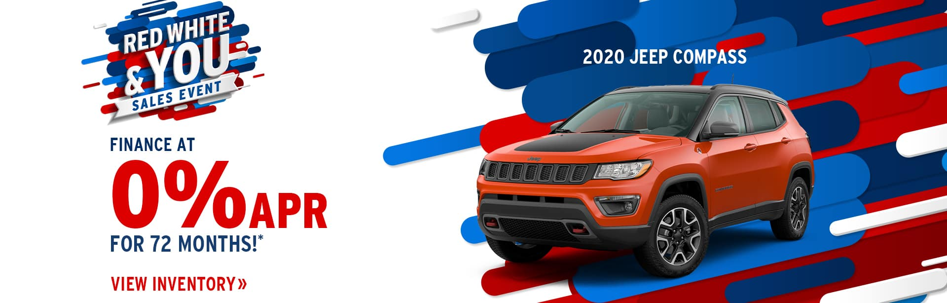 Best Finance deal on a New Jeep Compass near Greencastle, Indiana