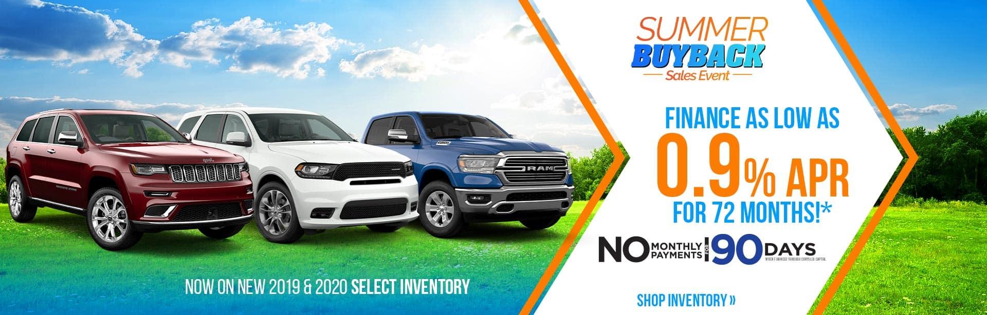 New Chrysler Dodge Jeep RAM Deals.