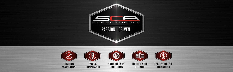 SCA Performance Lifted RAM Trucks