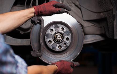 Free Brake Inspection Service