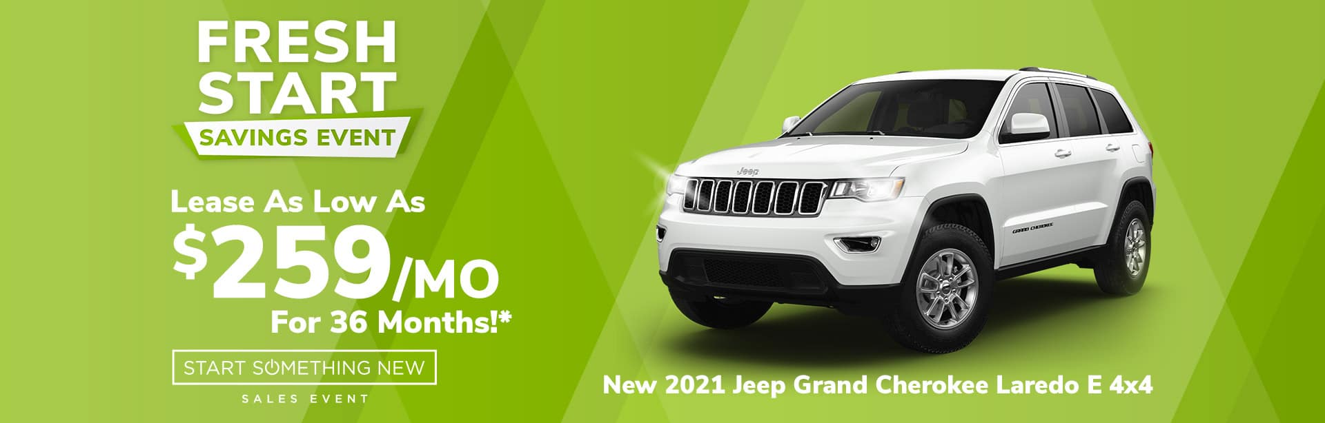 Lease a Grand Cherokee for $259 a month near Attica, Indiana